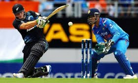 IND v NZ 2nd ODI: New Zealand win to make it 1-1